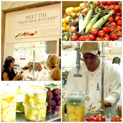 Eataly's Vegetable Butcher