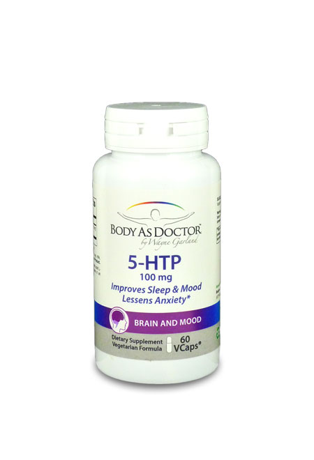5-HTP bottle photo