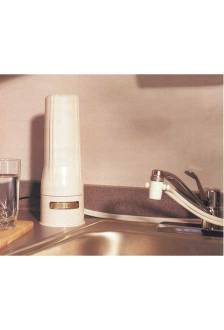 Countertop Ultra-Violet (UV) Water Filter