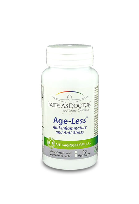 Age-Less Anti-Inflammatory natural relief formula