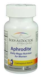 Aphrodite Mega-Nutrient formula for women
