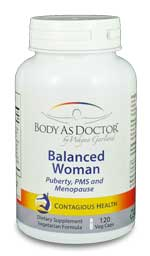 Balanced Woman Herbal Supplement