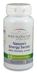 Nature's Energy Secret for stamina and endurance
