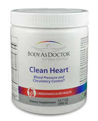 Clean Heart Blood Pressure Formula