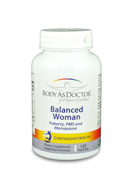 Balanced Woman Hormonal Support Bottle