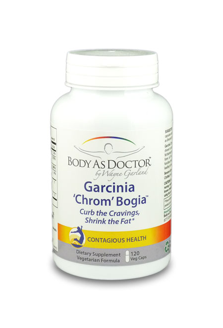 Garcinia Cambogia with Chromium Bottle
