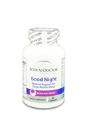 Good Night Sleep Aid Bottle