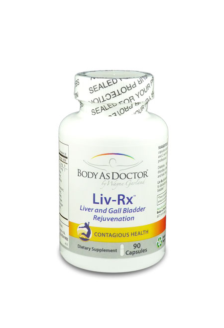 Liver Rejuvenation Bottle