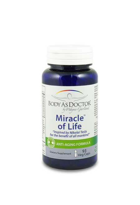 Miracle of Life 93 capsules