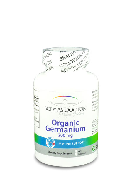 Germanium Sesquioxide Bottle