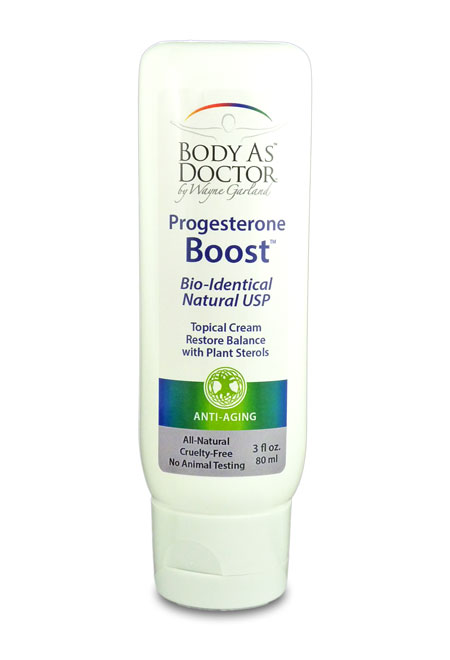 Bio-Identical USP Progesterone Cream Tube