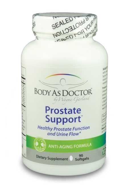 Prostate Support Clinical Strength dietary supplement