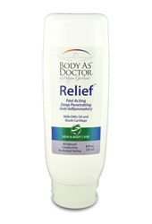 Relief Deep Penetrating Rub Tube