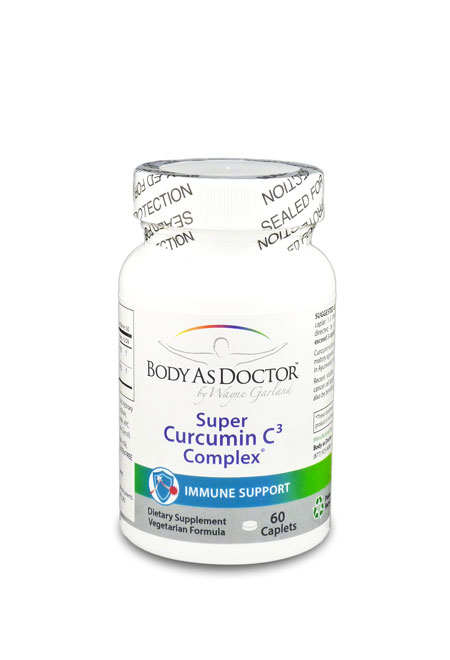 Super Curcumin C3 Bottle