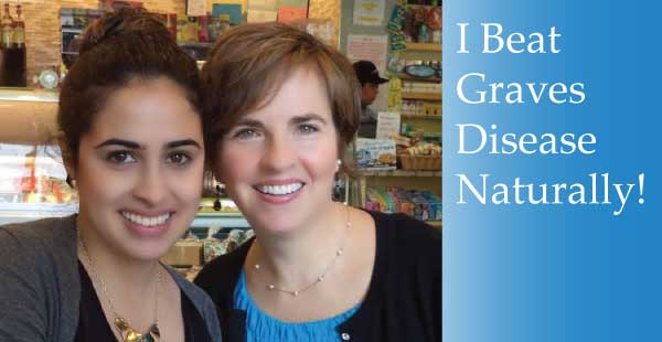 Audra Mathews Beat Graves Disease Naturally
